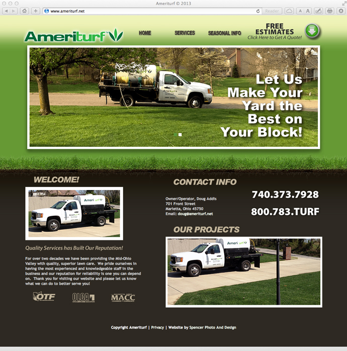 Ameriturf, Inc Logo